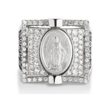 Mediterraneo gioielli anello Reverso