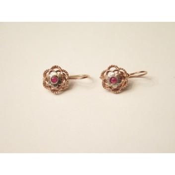 Michelangelo gioielli orecchini borbonici