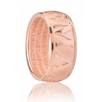Agios anello Animus Ave maria