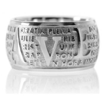 Agios anello Ave maria