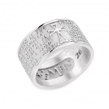 Anello Amen in argento