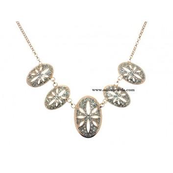 Michelangelo gioielli bourbonic necklace