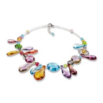 Antica murrina lapilli necklace