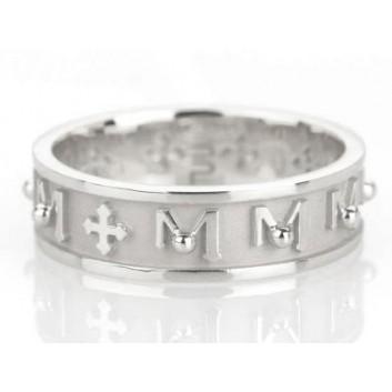 Tuum anello rosario decem