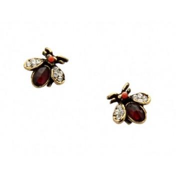 Alcozer & J. orecchini in ottone
