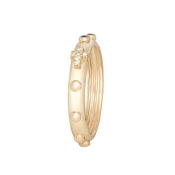 Nardelli anello rosario oro