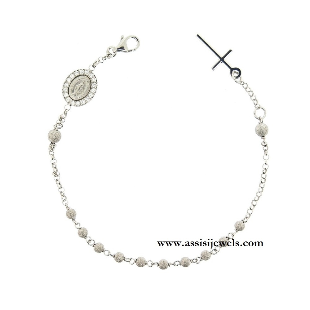 Liara Polished Nickel Free Infinity Silver Anklets 925 Sterling Silver