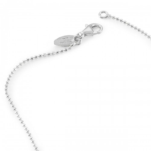 Humilis sterling silver brilliant chain