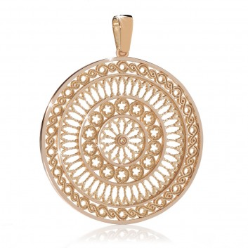 Rose Window Jewellery the jewels of St Francis ASSISI JEWELS