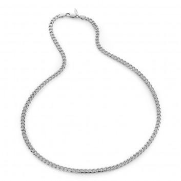 Humilis catena rolò in argento