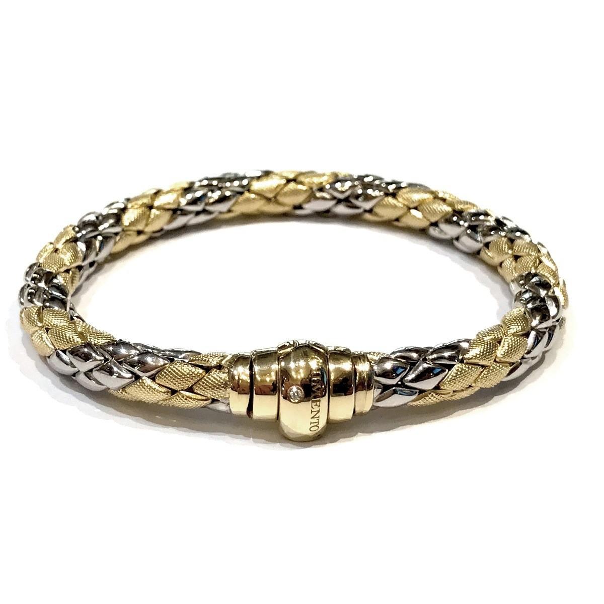 Gold bracelets - ASSISI JEWELS